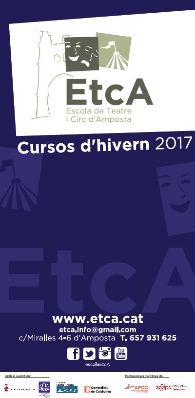 Cursos hivern 2017 EtcA