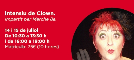 Intensiu de clown