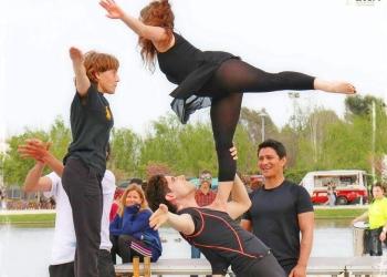 Arts del circ - Festicam 2019