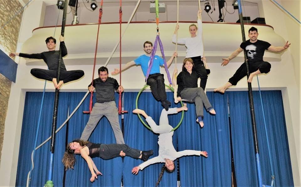 Taller arts del circ